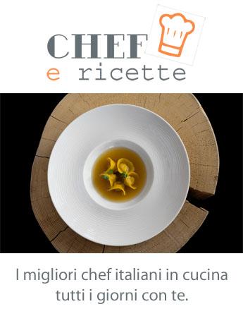 Il portale delle ricette degli chef italiani