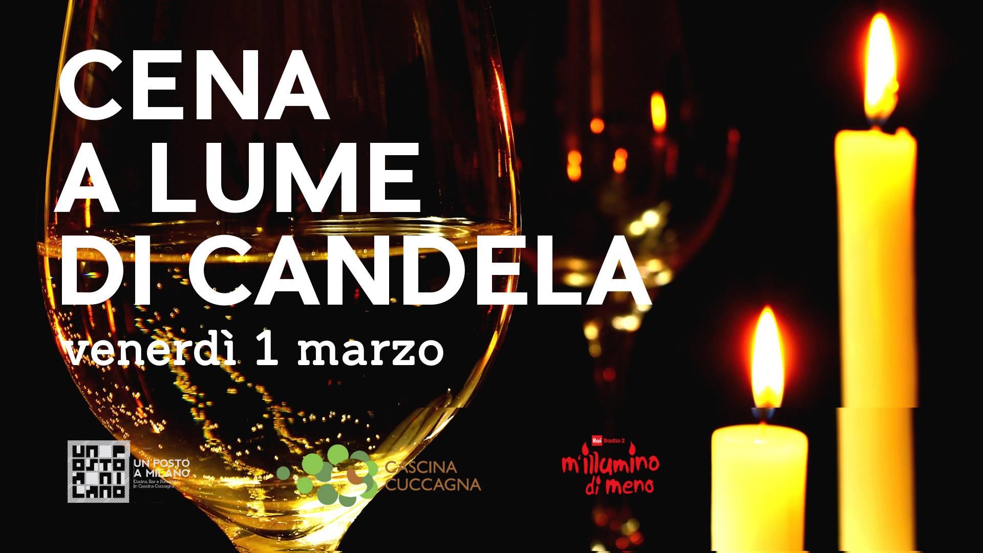 Candele Da Giardino Milano : Il primo marzo per m illumino di meno un posto a milano propone